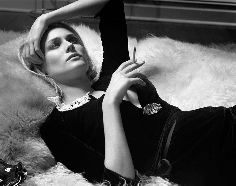 Diane Kruger by Craig McDean