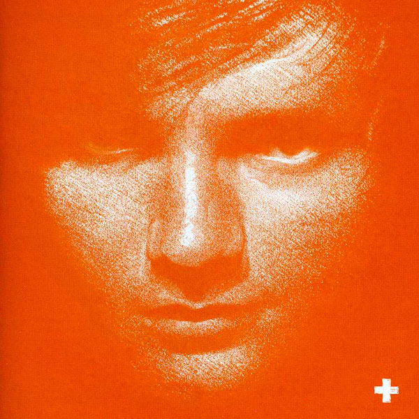 Capa do álbum +, de Ed Sheeran.