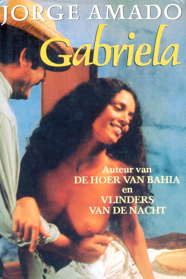 Gabriela, cravo e canela - Holanda - 1985