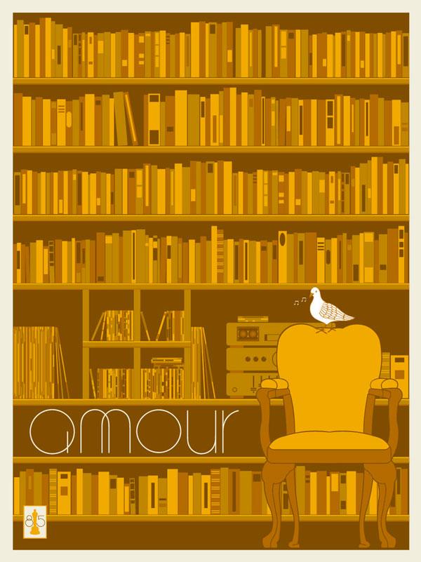 Oscar 2013 - Amor